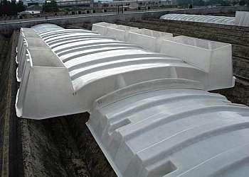Clarabóias para iluminação e ventilação natural